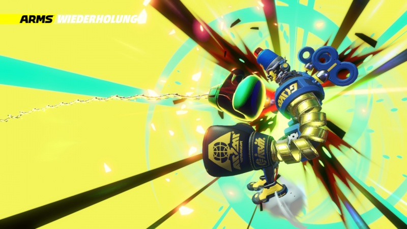 ARMS, Screenshot #7
