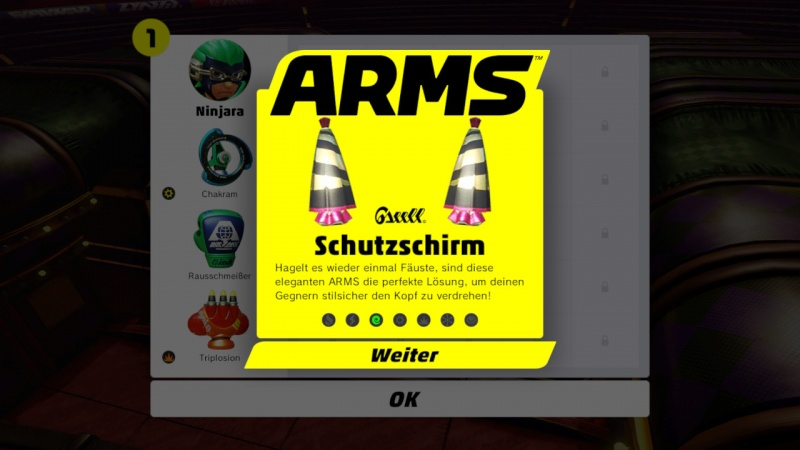 ARMS, Screenshot #8