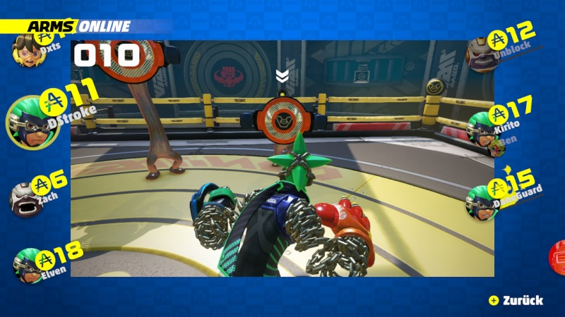 ARMS, Screenshot #9