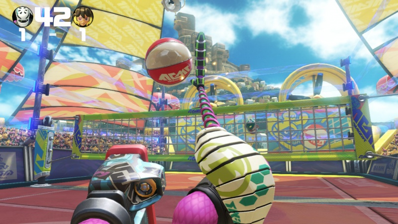ARMS, Screenshot #13