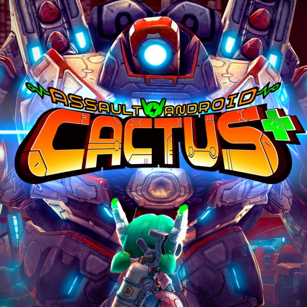 Assault Android Cactus +, Covermotiv/Artwork