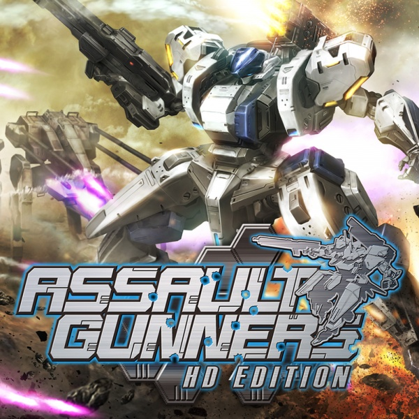 Assault Gunners HD Edition, Covermotiv