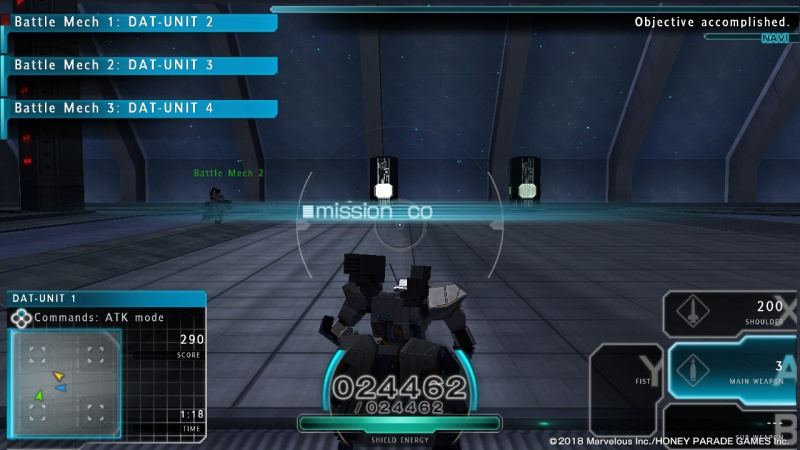 Assault Gunners HD Edition, Screenshot #3