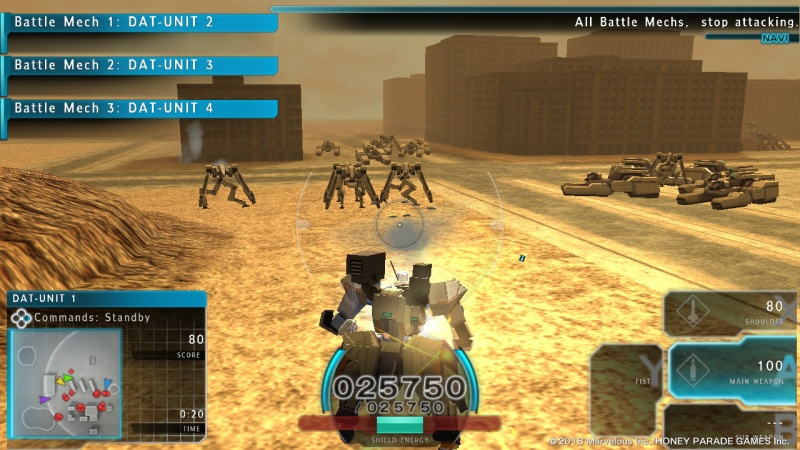 Assault Gunners HD Edition, Screenshot #6