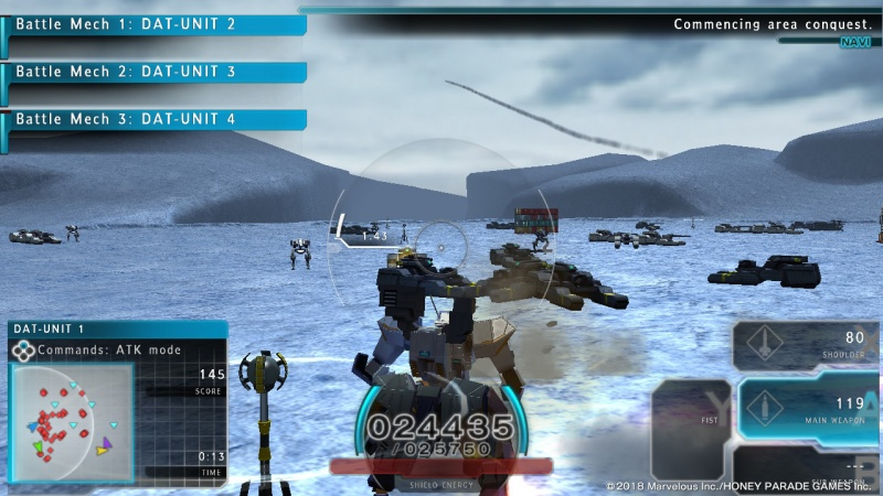 Assault Gunners HD Edition, Screenshot #7