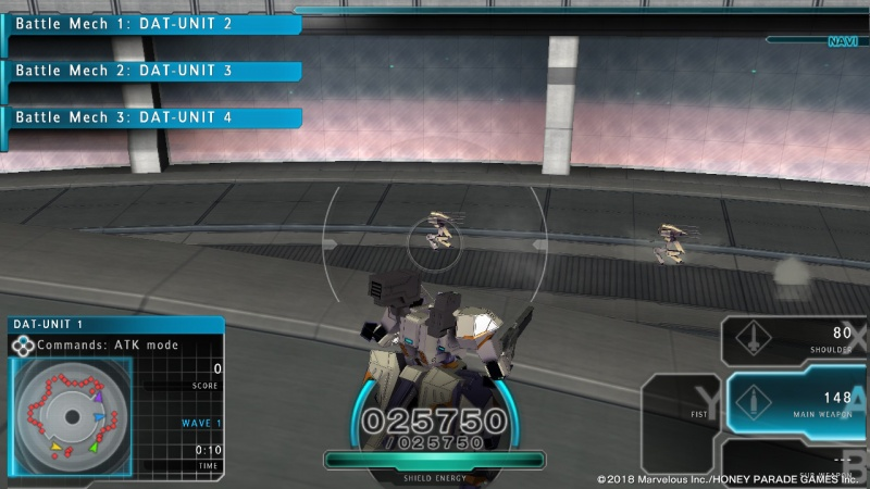 Assault Gunners HD Edition, Screenshot #8