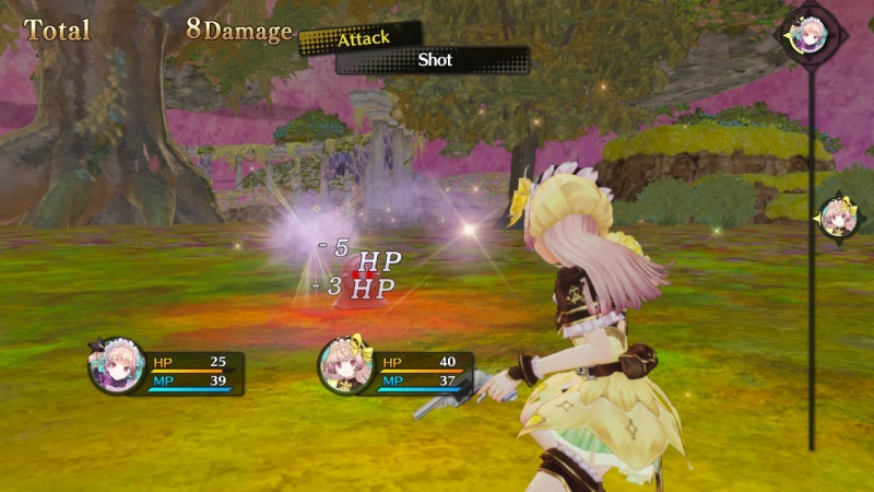 Atelier Lydie & Suelle: The Alchemists and the Mysterious Painting, Screenshot #2