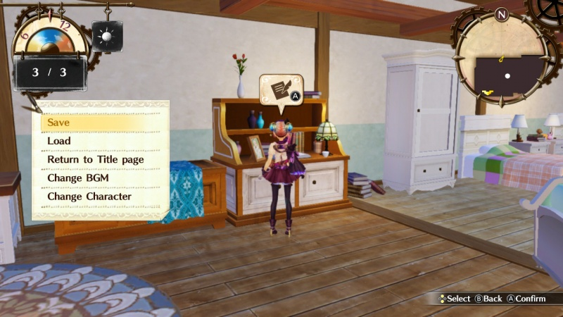 Atelier Lydie & Suelle: The Alchemists and the Mysterious Painting, Screenshot #3