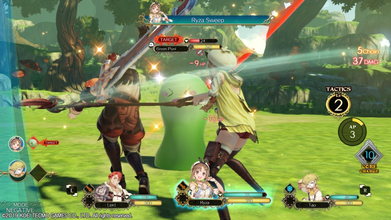 Atelier Ryza: Ever Darkness & the Secret Hideout, Screenshot #7