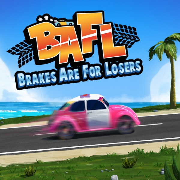 BAFL - Brakes Are For Losers, Covermotiv