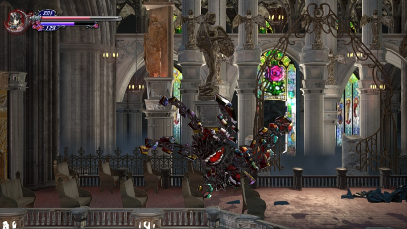 Bloodstained: Ritual of the Night, Screenshot #1
