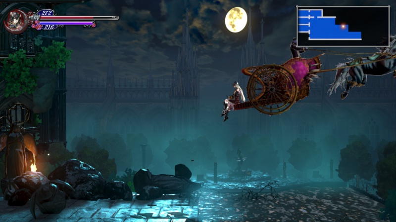 Bloodstained: Ritual of the Night, Screenshot #2