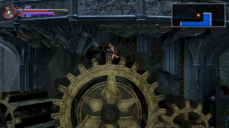 Bloodstained: Ritual of the Night, Screenshot #3