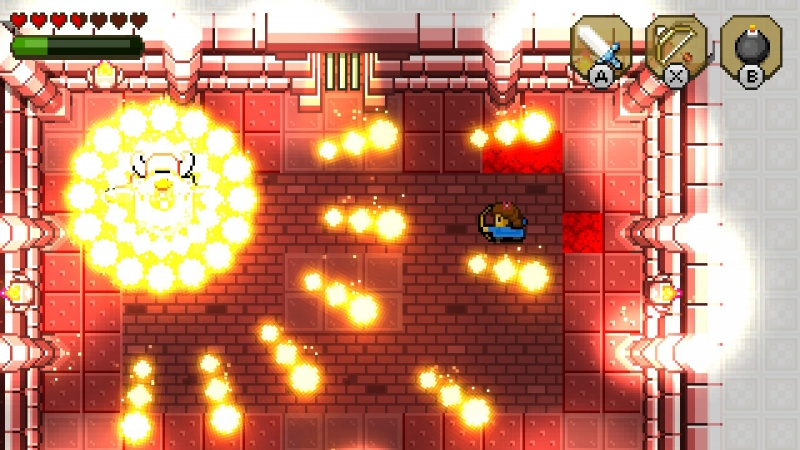 Blossom Tales: The Sleeping King, Screenshot #4
