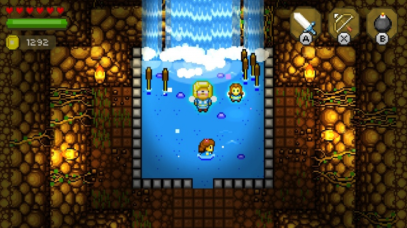 Blossom Tales: The Sleeping King, Screenshot #6