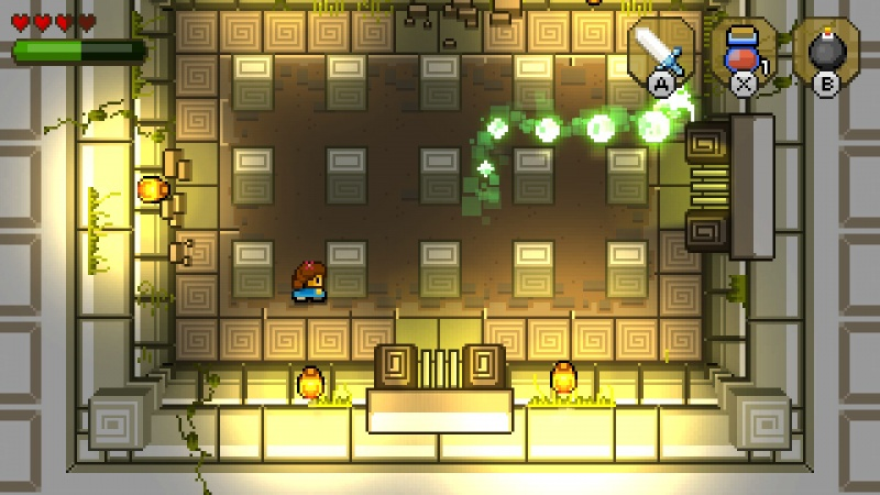 Blossom Tales: The Sleeping King, Screenshot #7