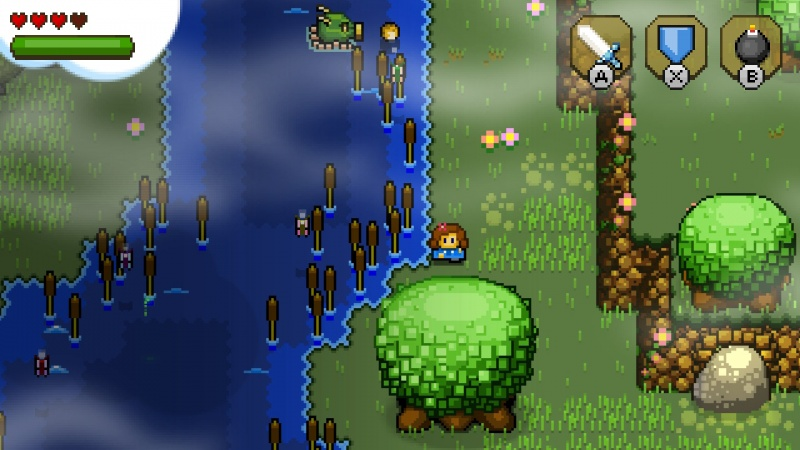 Blossom Tales: The Sleeping King, Screenshot #9