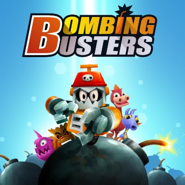 Bombing Busters, Covermotiv/Artwork