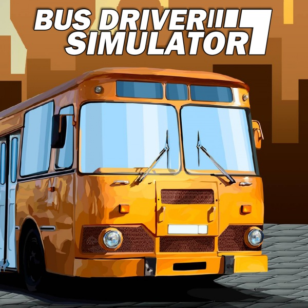 Bus Driver Simulator, Covermotiv/Artwork