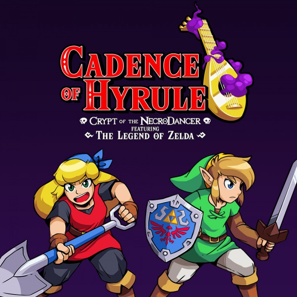 Cadence of Hyrule - Crypt of the NecroDancer Featuring The Legend of Zelda, Covermotiv/Artwork