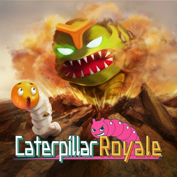 Caterpillar Royale, Covermotiv/Artwork