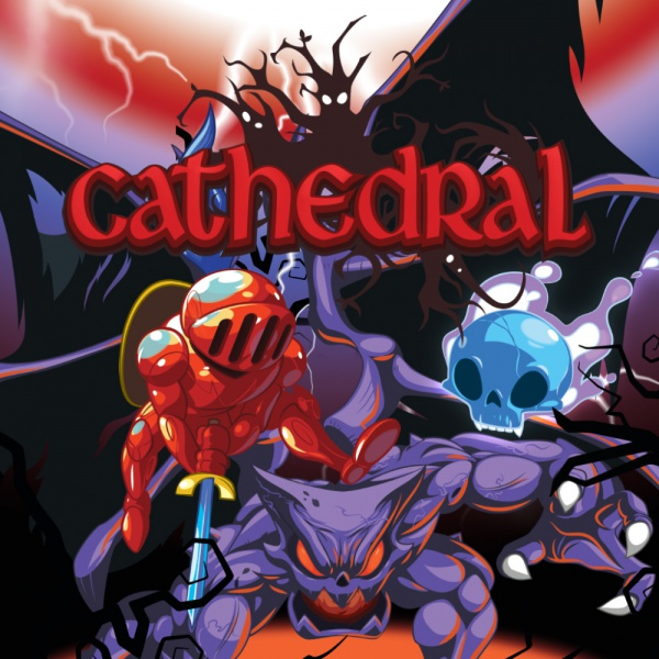 Cathedral, Covermotiv/Artwork