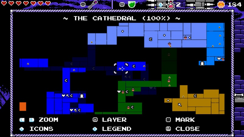 Cathedral, Screenshot #6