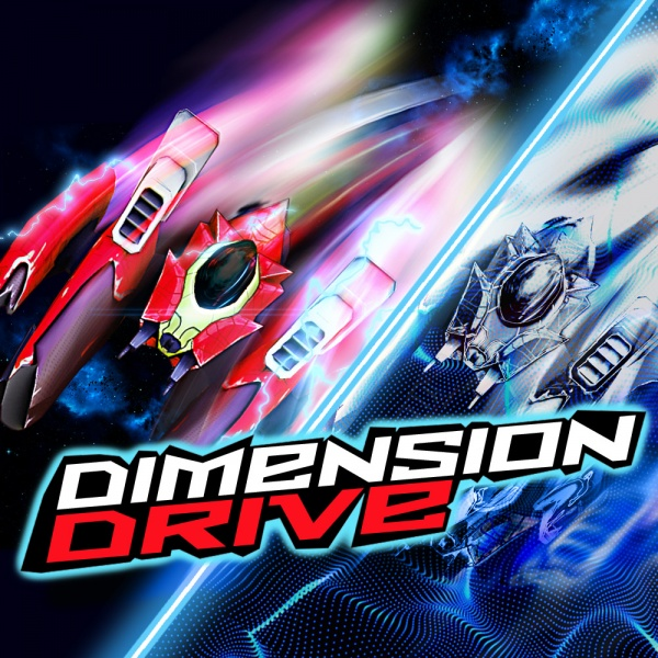 Dimension Drive, Covermotiv