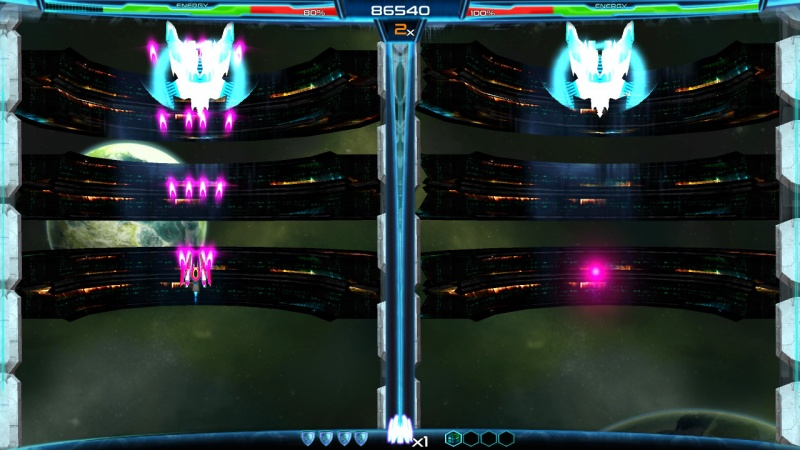 Dimension Drive, Screenshot #1