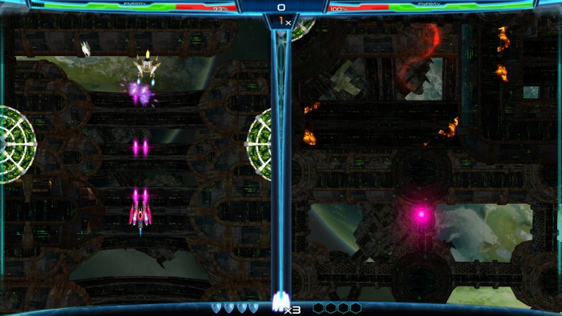 Dimension Drive, Screenshot #2