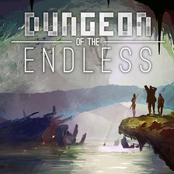 Dungeon of the Endless, Covermotiv/Artwork