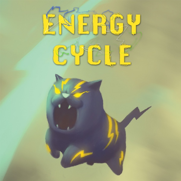 Energy Cycle, Covermotiv