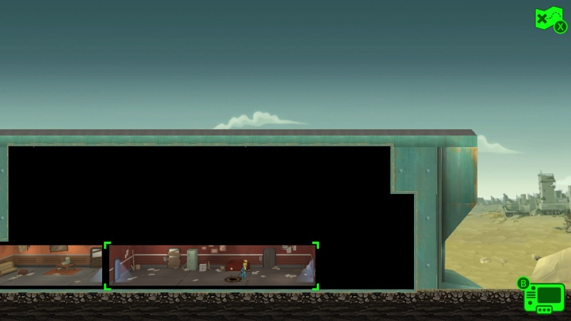 Fallout Shelter, Screenshot #6