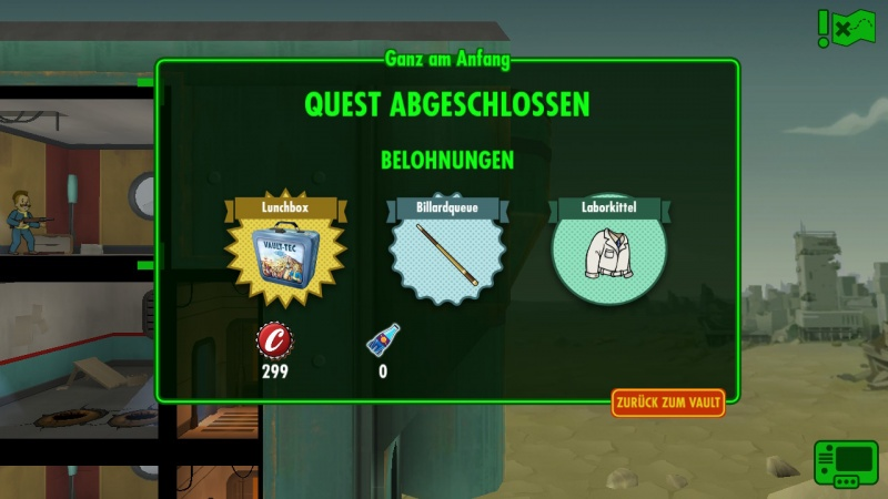 Fallout Shelter, Screenshot #7