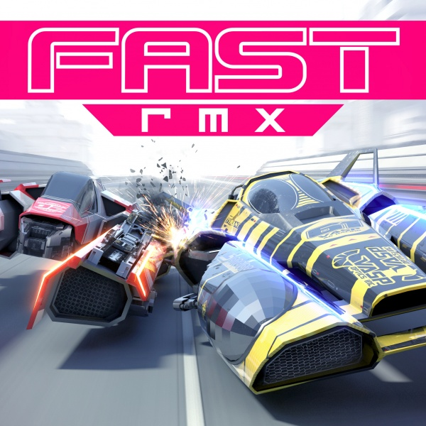FAST RMX, Covermotiv/Artwork
