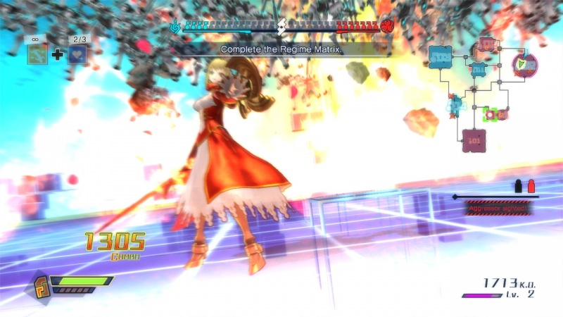 Fate/extella: The Umbral Star, Screenshot #5