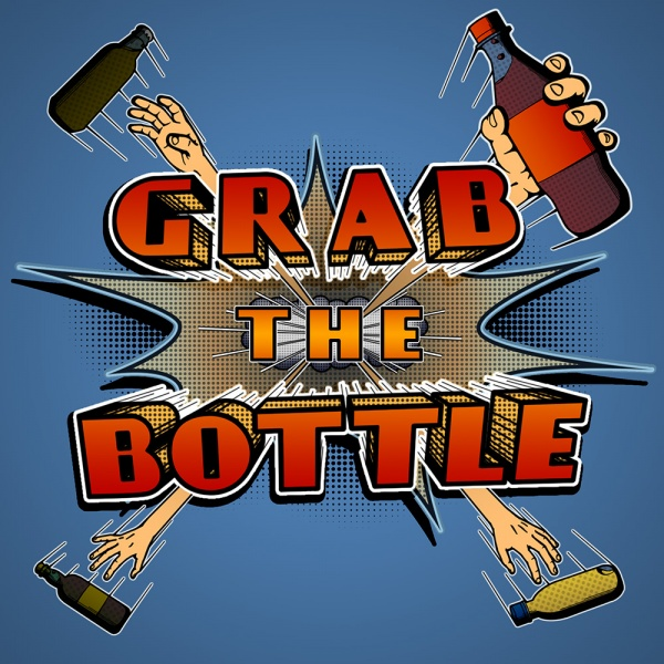 Grab the Bottle, Covermotiv