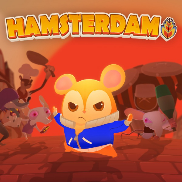 Hamsterdam, Covermotiv/Artwork