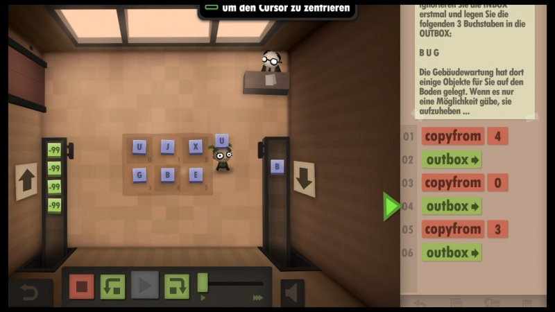 Human Resource Machine, Screenshot #3