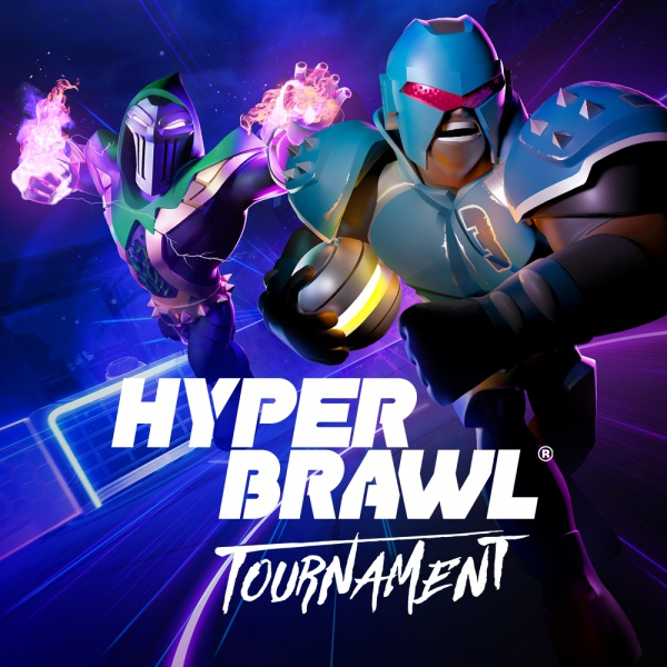 HyperBrawl Tournament, Covermotiv/Artwork