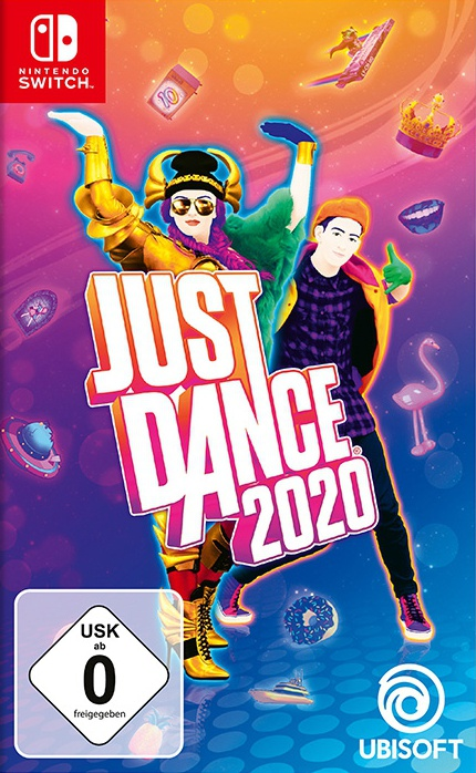 Just Dance 2020, Covermotiv/Artwork