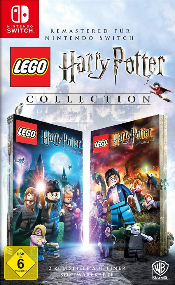 LEGO Harry Potter Collection, Covermotiv/Artwork