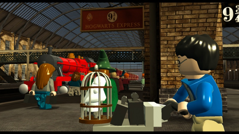 LEGO Harry Potter Collection, Screenshot #1