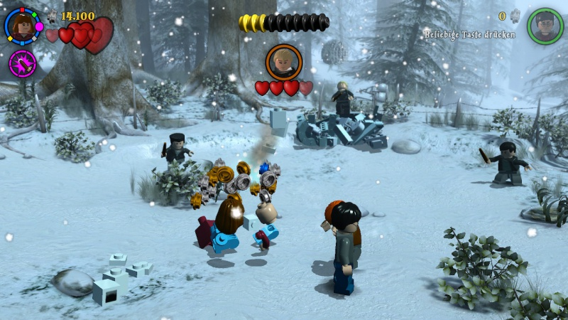 LEGO Harry Potter Collection, Screenshot #6