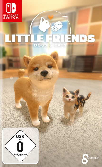 Little Friends: Dogs & Cats, Covermotiv/Artwork