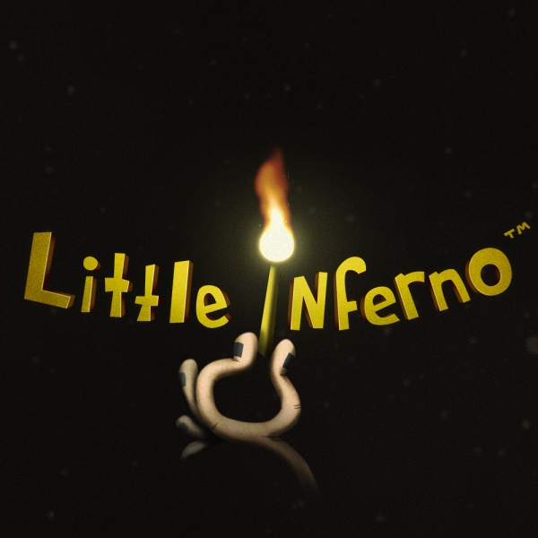 Little Inferno, Covermotiv