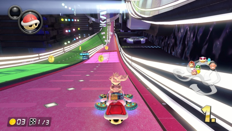 Mario Kart 8 Deluxe, Screenshot #8