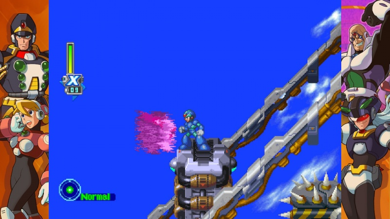Mega Man X Legacy Collection 2, Screenshot #7
