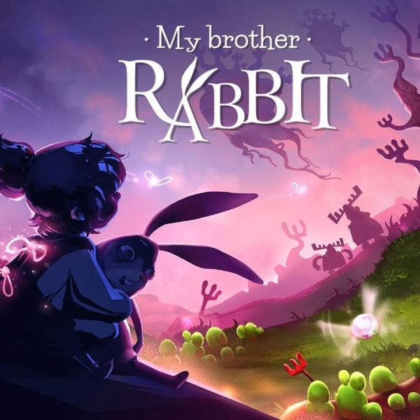My Brother Rabbit, Covermotiv/Artwork