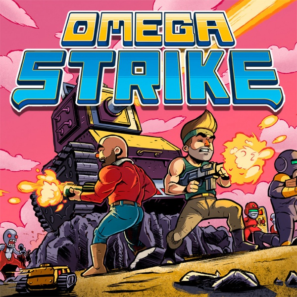 Omega Strike, Covermotiv/Artwork